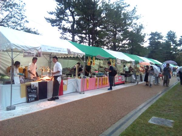 KYOTO ART FESTIVAL当日
