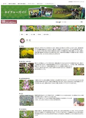 亀岡ウェブサイト