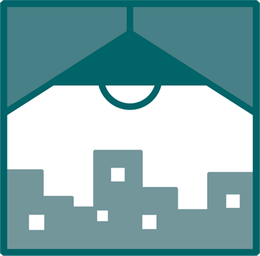 東北復興文庫ロゴデザイン